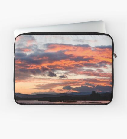 Tongue Of Fire Laptop Sleeve