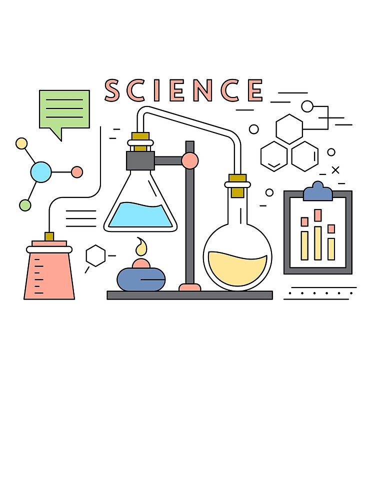 Science Vector Icons Elements by simbamerch