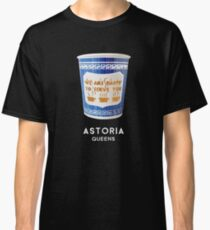 Astoria Queens T-shirt : Retro Queens Vintage NYC Tee  Classic T-Shirt