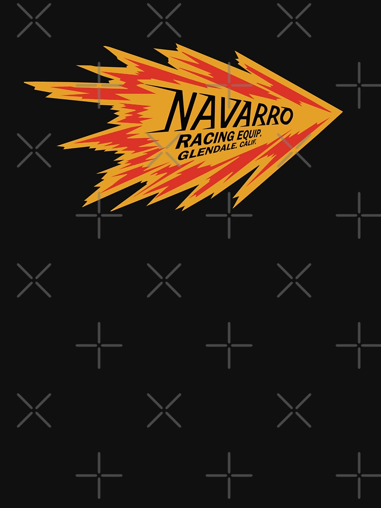 Navarro Racing Equipment by TheScrambler