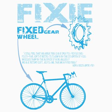 Fixie by crispyfried