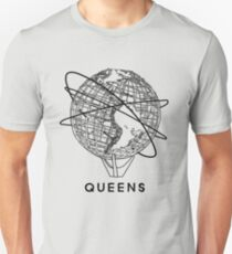 Queens Flushing New York Unisphere  Unisex T-Shirt