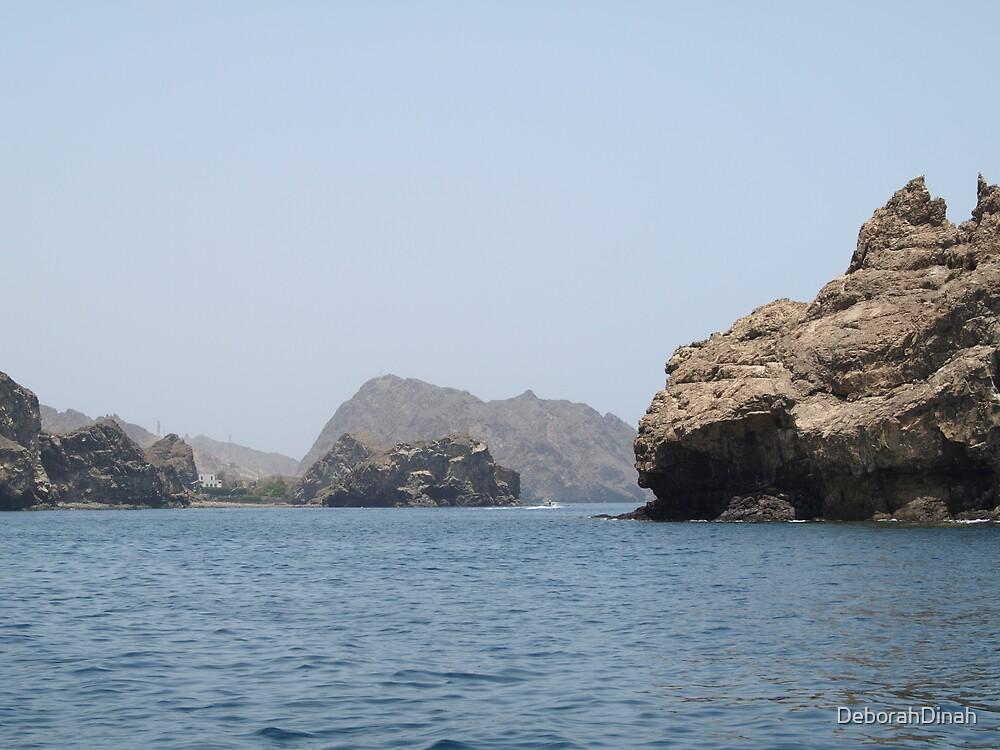 Cat Rock Oman by DeborahDinah