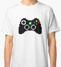 Xbox 360 Controller Pixel Art Classic T-Shirt