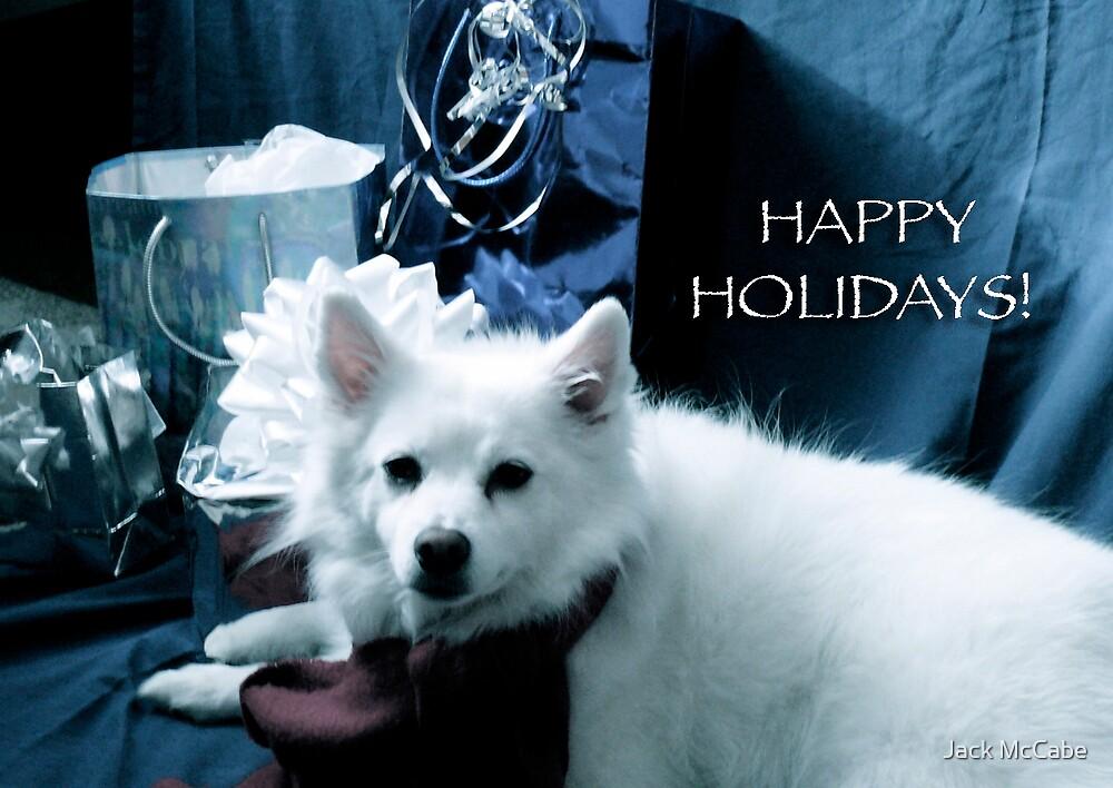 Happy Holidays!! by Jack McCabe