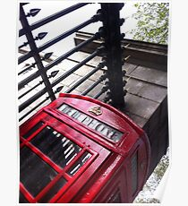 London Telephone Poster