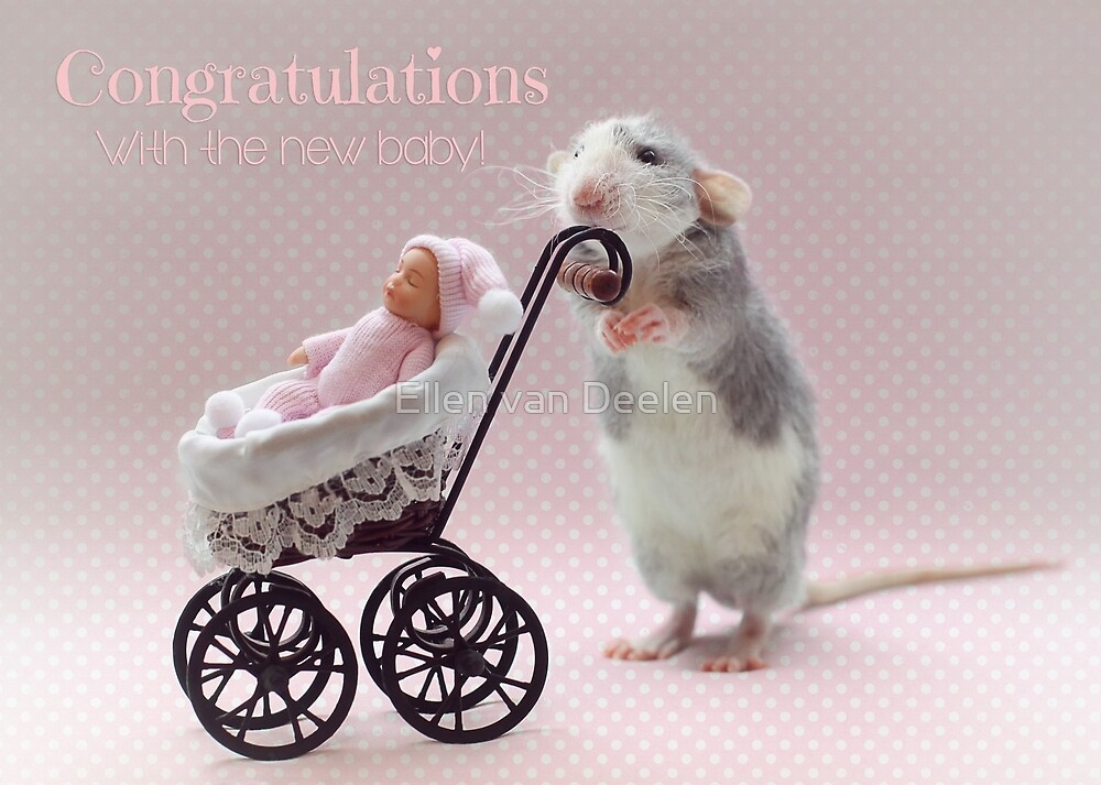 Congratulations by Ellen van Deelen