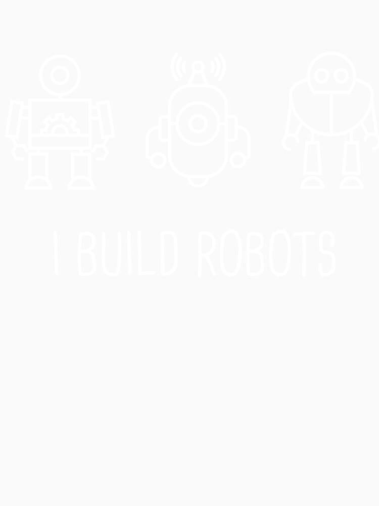 Ich baue Roboter | Roboteringenieur von ethandirks