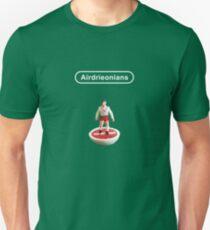 Airdrie Subbuteo large Unisex T-Shirt