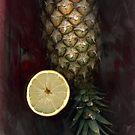 Pineapple 'n Lemon  by scarletjames