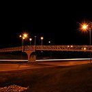 Murrey Street Bridge by Geoffrey