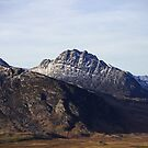 Tryfan a mountain in North Wales by therightprofile