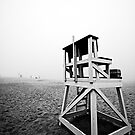Lifeguard Chair. ©DApixara by Artist Dapixara