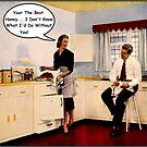 Kitchen Talk by Blahzeedee