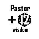 Pastor d20 Wisdom by Christopher Myers