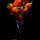 Hot Orange Juice by jerry  alcantara