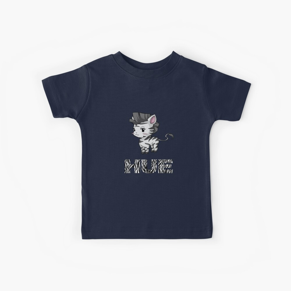 Zebra Hue Kids T-Shirt