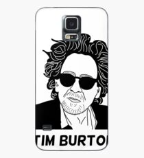 Tim Burton - Portrait Case/Skin for Samsung Galaxy