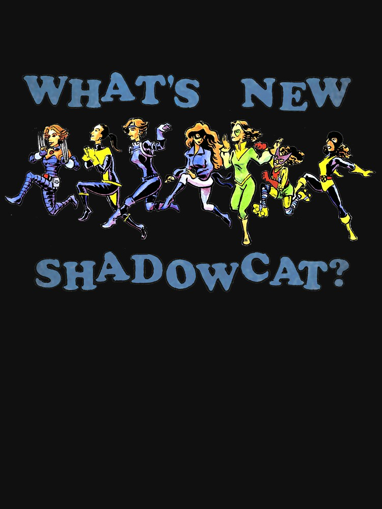 What's New, Shadowcat? by rachelandmiles