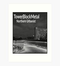 Northern Urbanist  Art Print