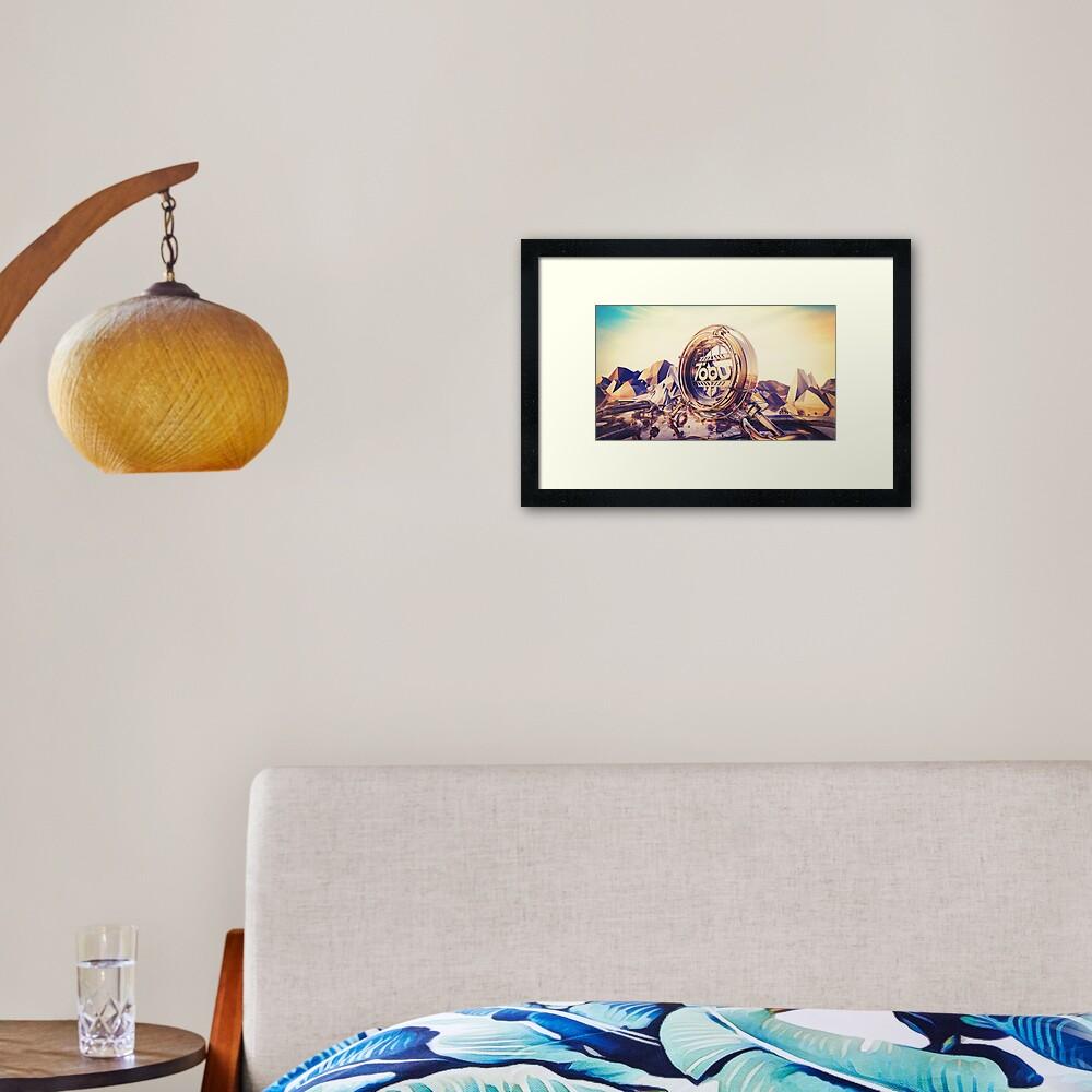 Tobu 2018 Framed Art Print