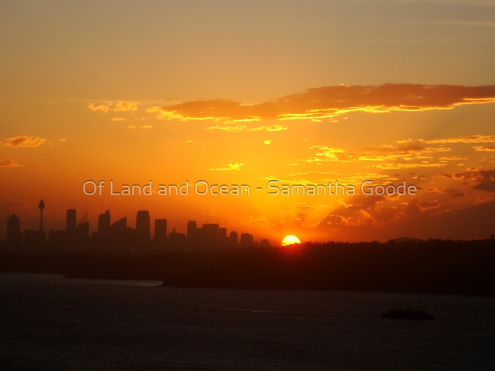 Almost gone by Of Land & Ocean - Samantha Goode
