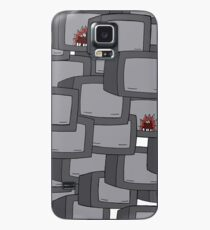 Crowded Case/Skin for Samsung Galaxy