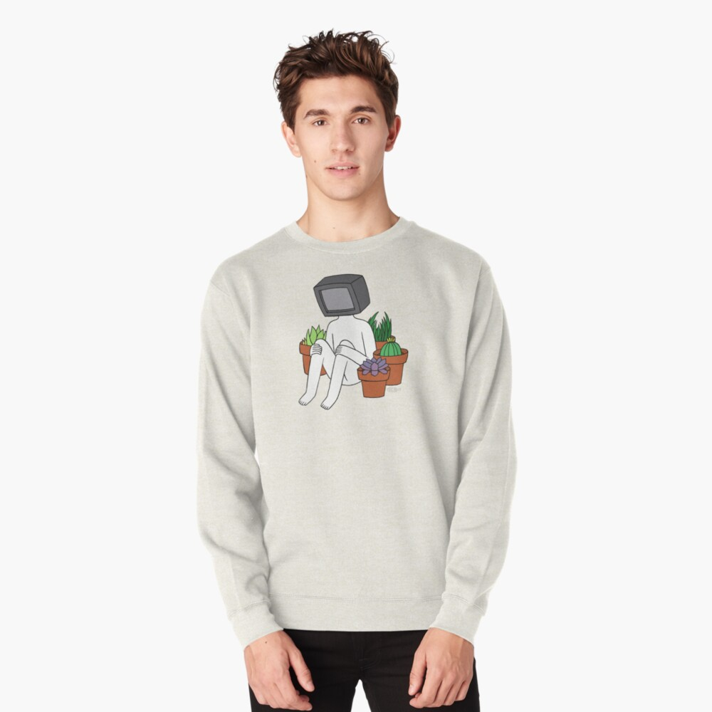 Resting Pullover Front