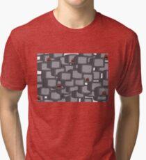 Crowded Tri-blend T-Shirt