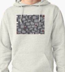 Crowded Pullover Hoodie