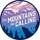 The Mountains Are Calling by BlueAsterStudio