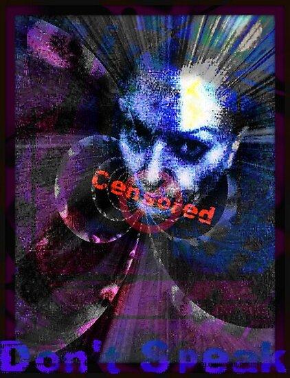 Freedom Of Speech by DreddArt