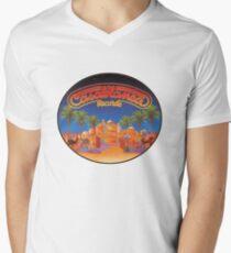 Camiseta para hombre de cuello en v Registros de Casablanca