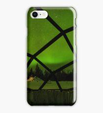 Inside the Glass Igloo iPhone Case/Skin