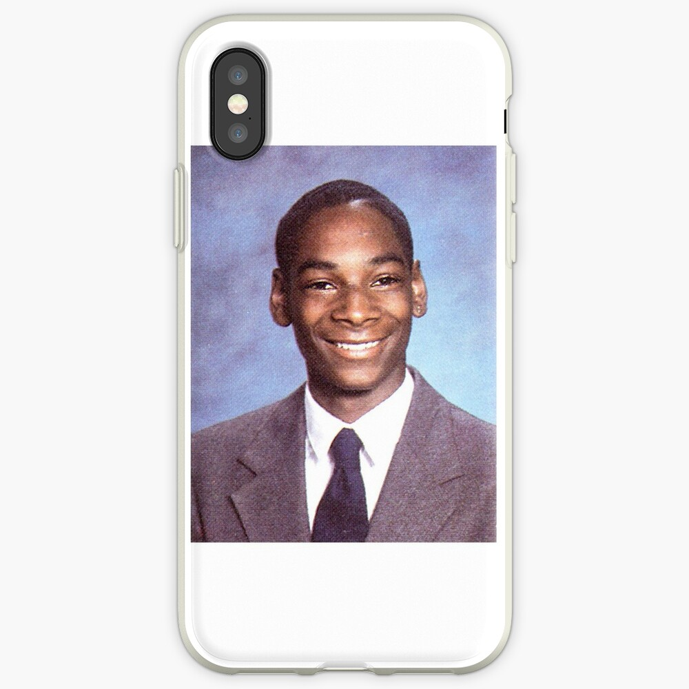 Junger Snoop Dogg iPhone-Hüllen & Cover
