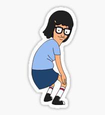 Twerking Tina Sticker Sticker