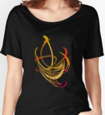 Les Flammables Women's Relaxed Fit T-Shirt