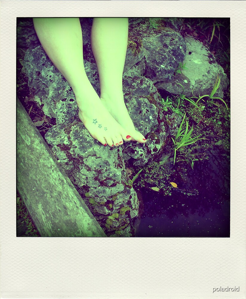 over the pond by poladroid