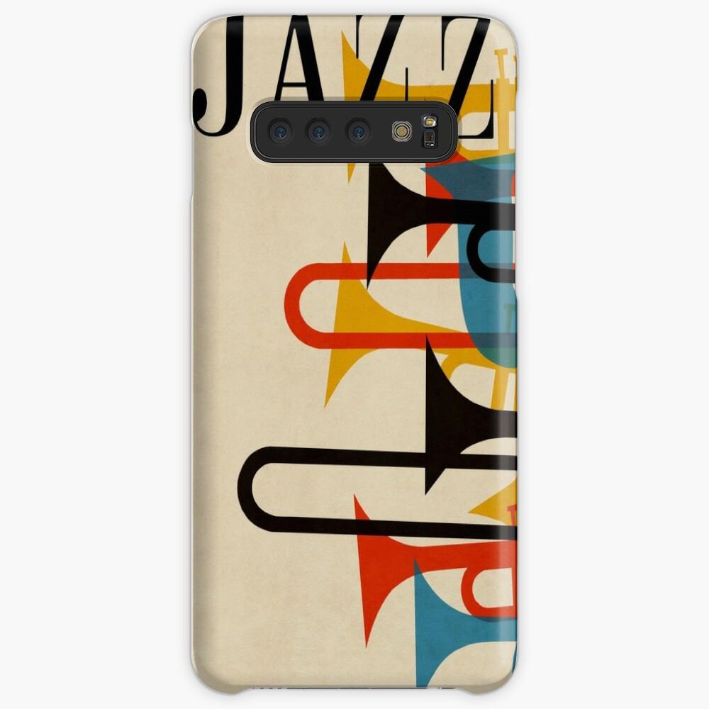 Jazz Hülle & Klebefolie für Samsung Galaxy