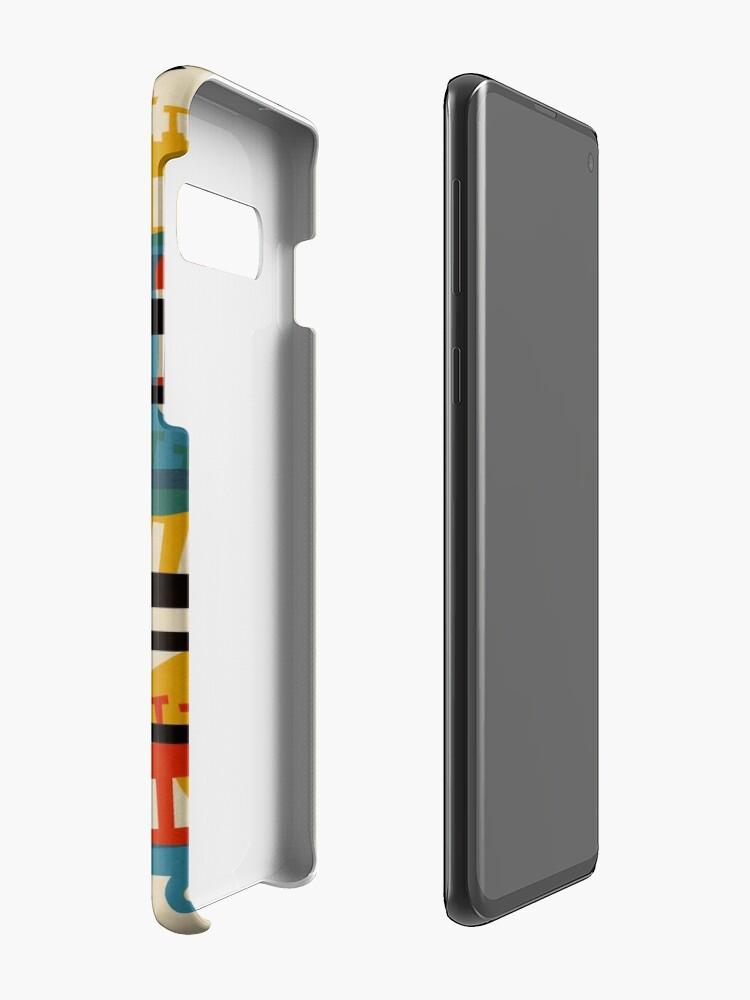 Alternative Ansicht von Jazz Hülle & Klebefolie für Samsung Galaxy