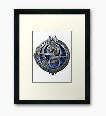 Amulet of Daylight Framed Print