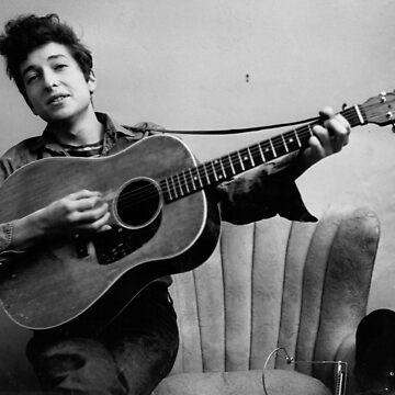 Bob Dylan by MACINTOSHMINUS