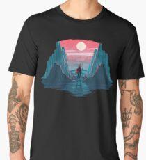The Lone Knight Men's Premium T-Shirt