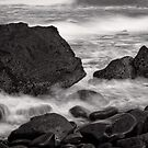Rinse and Repeat - Cape Egmont - New Zealand by Norman Repacholi
