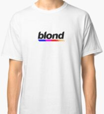 Underlined blond black Classic T-Shirt