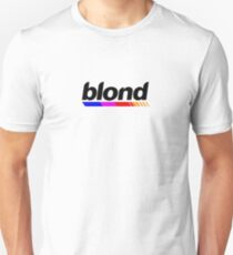 Underlined blond black Unisex T-Shirt