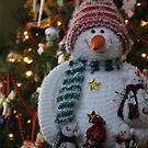 Snowman by Nikki Collier