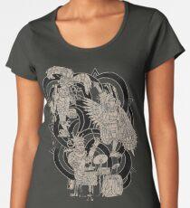 Ancient Jazztecs Women's Premium T-Shirt