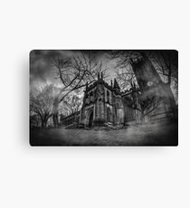 These Hallowed Grounds 2 Canvas Print