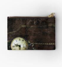 Confusing Time Studio Pouch